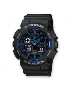 Orologio uomo analogico / digitale Casio G-SHOCK CLASSIC nero GA-100-1A2ER