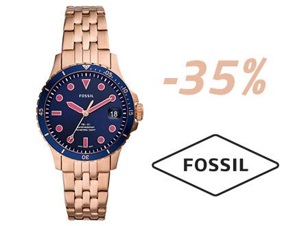 Extra sconti su tutto il catalogo uomo e donna orologi Fossil